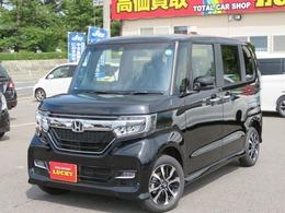 ホンダ N-BOX カスタム 660 G L ホンダセンシング 4WD 届出済未使用車