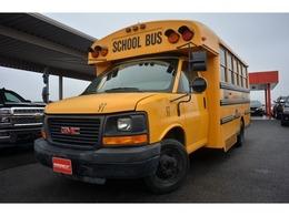 GMC サバナ スクールバス 06y現行GMC カリフォルニアスタイル