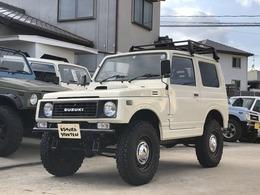 スズキ ジムニー 660 ワイルドウインド リミテッド 4WD リフトUP 社外アルミ・バンパー 新品タイヤ