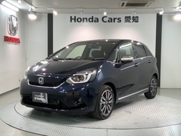 ホンダ フィット 1.5 e:HEV リュクス 新車保証 禁煙試乗車 純正ナビ ETC