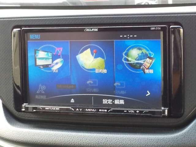 純正メモリーナビSBR-Z15i CD DVD Bluetooth フルセグ