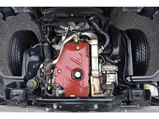 ■エンジン良好■4.0DTはよく走ります■