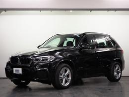BMW X5 xドライブ 35d Mスポーツ 4WD セレクトPKG パノラマSR 黒革 Mスポ19AW