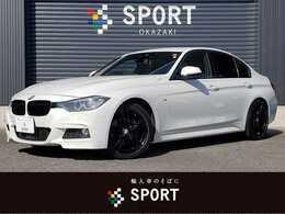 BMW 3シリーズ 320d Mスポーツ 純正ナビ インテリ クルコン 衝突軽減 HID