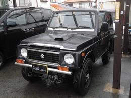 スズキ ジムニー 660 ワイルドウインド 4WD パワステ 社外マフラー 社外バンパー