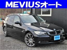 BMW 3シリーズツーリング 320i 検/2年付・ナビ・サンルーフ・地デジ・18AW