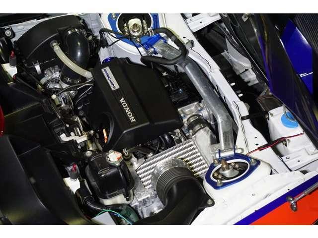 フラットウェルインタークーラー フラットウェルハイフローサクションキット HKSブローオフ、強化エンジンベルトセット プラグHKSスーパーファイアーレーシング