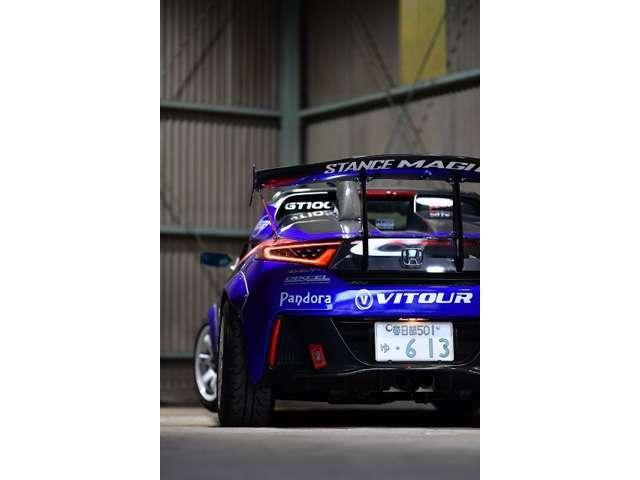 東京オートサロン2017 KCAR/コンパクトカー部門 優秀賞受賞車です。