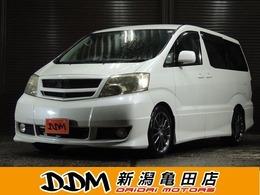 トヨタ アルファード 2.4 G AS 4WD 4WD/ETC/バックカメラ/フリップダウン