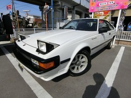 トヨタ セリカXX 2.0 GT 純正5MT ノーマル 1オーナー 禁煙