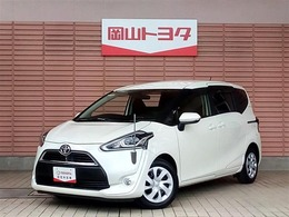 トヨタ シエンタ 1.5 G メモリ-ナビ・スマ-トキ-・LED付き