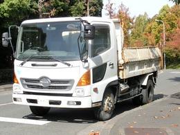 日野自動車 レンジャー 3850キロダンプ