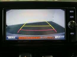 【バックガイドモニター】新しいお車、駐車や車庫入れが不安ではありませんか?バックカメラが付いていれば、後方確認のしやすさが大幅にUPします!駐車が得意になるかもしれません!