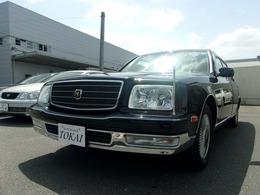 トヨタ センチュリー 5.0 後期型 純正ツインナビTV HID 5.5万キロ