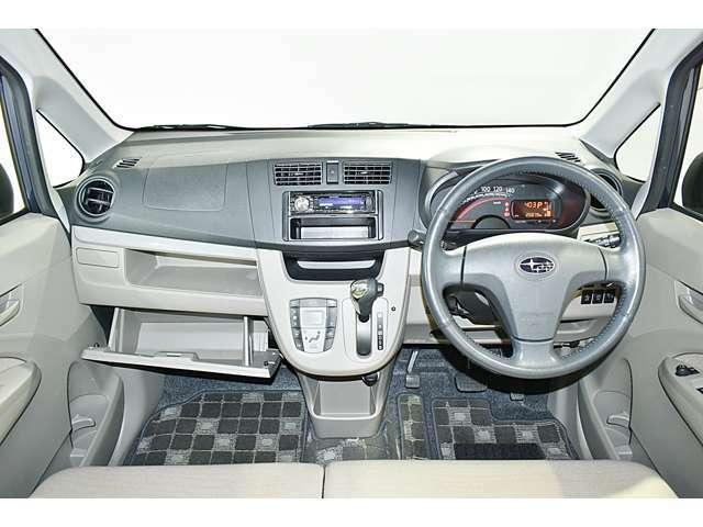 SRSデュアル(運転席・助手席)エアバック/EBD機能付ABS/VSC(横滑り防止&トラクションコントロール)