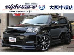 トヨタ カローラルミオン 1.5 G 18AW 新品フルエアロ 新品ローダウン ETC
