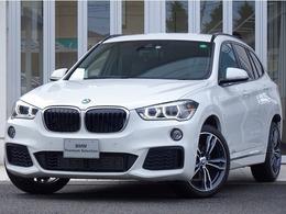 BMW X1 xドライブ 18d Mスポーツ 4WD Hiline黒革コンPKアドバンスHUD縦列ACC19AW