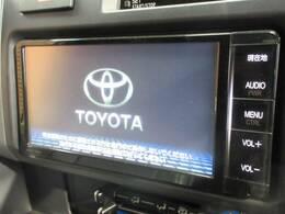 純正SDナビを装備でロングドライブも快適です。TV再生可能♪