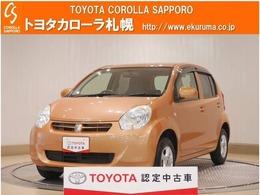 トヨタ パッソ 1.0 X 4WD 1オーナー車・寒冷地仕様車