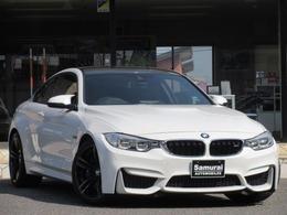 BMW M4クーペ M DCT ドライブロジック カーボンルーフ M DCT