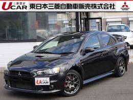 三菱 ランサーエボリューション 2.0 ファイナルエディション 4WD JP0997 レカロ ブレンボ ビルシュ