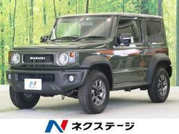 スズキ ジムニーシエラ 1.5 JC 4WD 純正8型ナビ 衝突軽減ブレーキ OPグリル