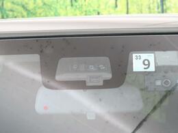 ☆セーフティサポート☆2つのセンサーで前方の歩行者や車を検知。衝突軽減ブレーキや誤発進抑制、車線逸脱警報、ハイビームアシストなど7つのサポートで万一の事故を予防するシステムです♪