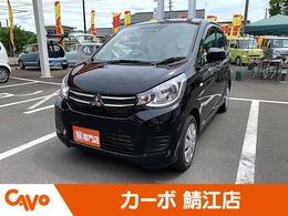 三菱 eKワゴン 660 M eアシスト 届出済未使用車