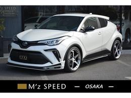 トヨタ C-HR ハイブリッド 1.8 S ZEUS新車コンプリートカー DA 全方位カメラ