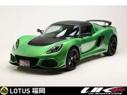 ロータス エキシージ スポーツ 350 新車未登録 6速 レッドキャリパー