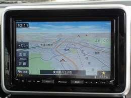 9inカロッツエリアナビ 全方位カメラ ドライブレコーダー フルセグTV・DVD・CD・SD・Bluetooth対応