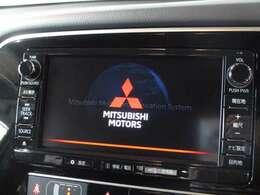 純正MMCSナビゲーション(J-16) フルセグTV CD/DVD再生 ブルートゥース 車両の様々な情報を表示したり、車両の設定を変更したり出来ます