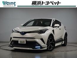 トヨタ C-HR ハイブリッド 1.8 G LED エディション 38114Km 衝突軽減ブレーキフルエアロ
