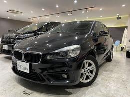 BMW 2シリーズアクティブツアラー 218i 純正ナビ バックカメラ