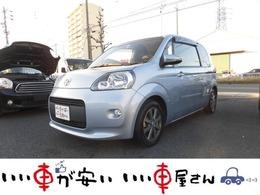 トヨタ ポルテ 1.5 G 禁煙 SDナビ Fセグ Bカメ ETC 車検2年含