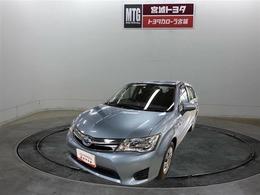トヨタ カローラアクシオ 1.5 ハイブリッド G ナビ ETC付き