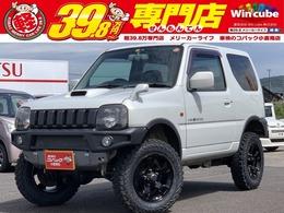 スズキ ジムニー 660 ランドベンチャー 4WD 2.5インチUP・タイヤ新品・LEDテールランプ