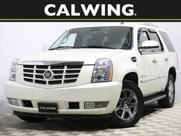 キャデラック エスカレード AWD 4WD 新並 シートヒーター クーラー HDDナビ