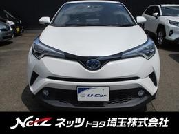 トヨタ C-HR ハイブリッド 1.8 G 純正SDナビ・バックカメラ