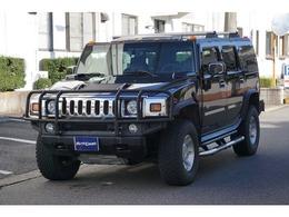 ハマー H2 タイプG 4WD 4WD フルセグTV サンルーフ アルミホイール