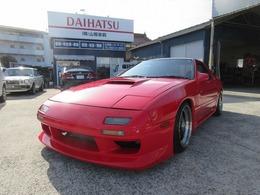 マツダ サバンナRX-7 GT-R ボルクグループC JIC車高調 エンジンOH済