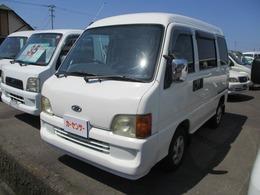 スバル サンバーディアスバン 660