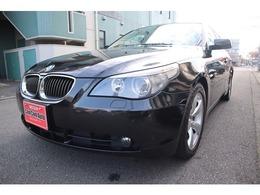 BMW 5シリーズ 530i 革シート 電動シート ETC サンルーフ