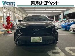 トヨタ C-HR 1.2 G-T 登録済未使用車 ナビ ディスプレイオーデ