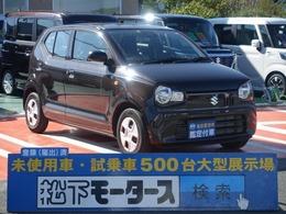 スズキ アルト 660 L スズキ セーフティ サポート装着車 リアコーナーセンサー ディーラー試乗車