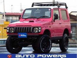 スズキ ジムニー 660 ランドベンチャー 4WD リフトアップNEWタイヤ