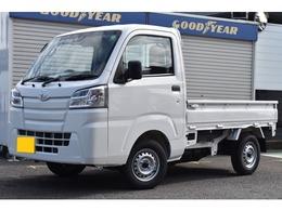 ダイハツ ハイゼットトラック 660 スタンダード SAIIIt 3方開 4WD 届出済未使用車