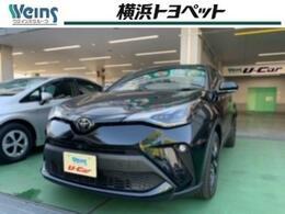 トヨタ C-HR 1.2 G-T 登録済み未使用車 衝突軽減ブレーキ