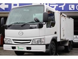 マツダ タイタン 3.0 ハイキャブ ワイドロー DX ディーゼル 冷蔵冷凍車