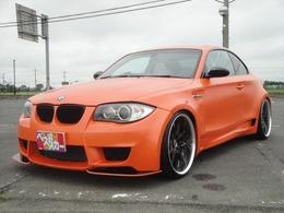 BMW 1シリーズクーペ 135i 6速MT ワイドボディ
